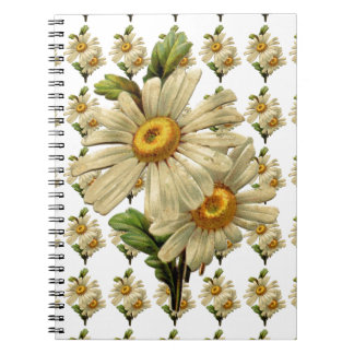 Vintage Daisy Journal