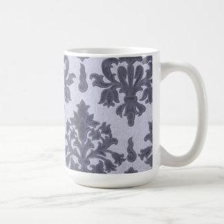 Vintage Damask (7) Coffee Mugs