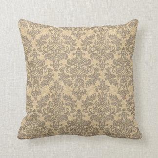 Vintage Damask Cushion