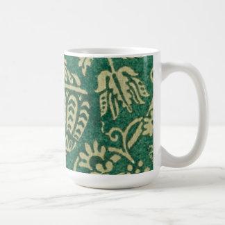 Vintage Damask Mug