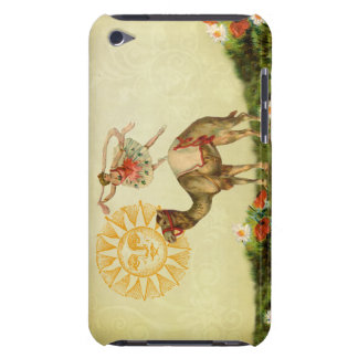 Vintage Dancer on a Camel Barely There iPod Case