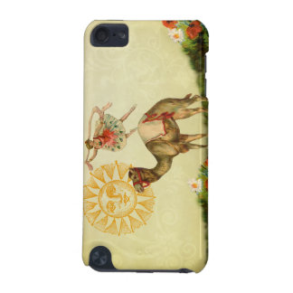 Vintage Dancer on a Camel iPod Touch (5th Generation) Cover