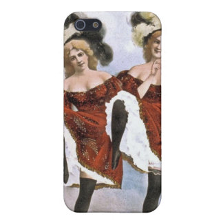 Vintage Dancing Girls iPhone Case 4/4S iPhone 5/5S Covers