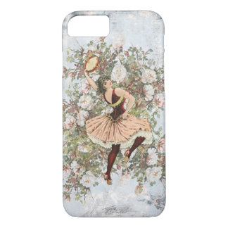Vintage Dancing Gypsy Floral Mix and Match iPhone 8/7 Case