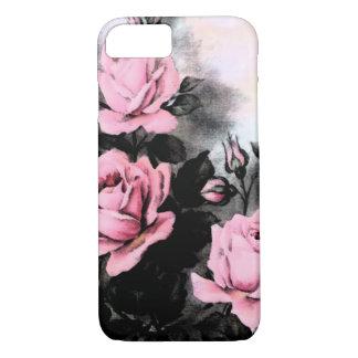 Vintage Dark Roses iPhone 8/7 Case