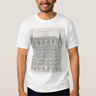 Vintage Delaware & Hudson Canal Co. Building Tshirts
