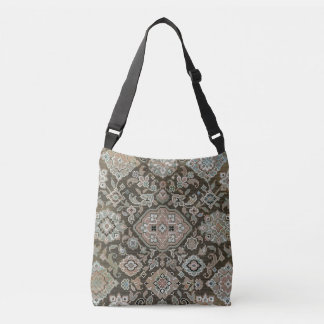 Vintage Design. Crossbody Bag