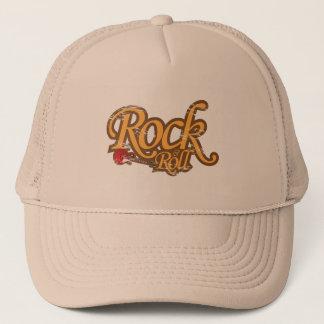 Vintage Design Hat - Rock 'n Roll