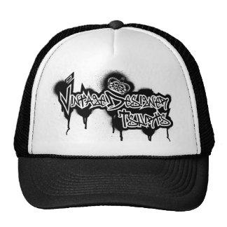 Vintage Designer Graffiti Logo Cap