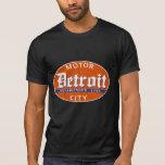 Vintage Detroit (distressed design) T-shirts