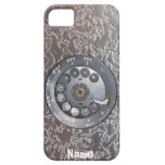 Vintage dial on metal iPhone5 case-mate case iPhone 5 Case