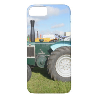 Vintage Diesel Tractor iPhone 8/7 Case