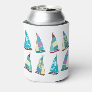 Vintage Dinghies Can Cooler