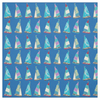 Vintage Dinghies Fabric