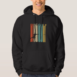 Vintage Disc Golf Graphic Hoodie