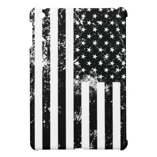 Vintage Distressed American Flag Case For The iPad Mini