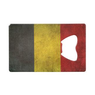 Vintage Distressed Flag of Belgium