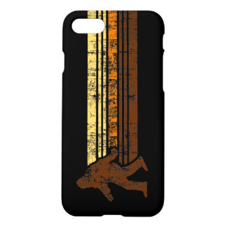 Vintage Distressed Sasquatch iPhone 7 Case