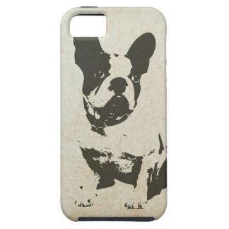 Vintage Dog iPhone 5/5s Case