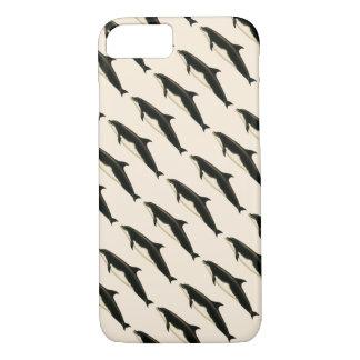Vintage Dolphins, Marine Animals and Mammals iPhone 7 Case