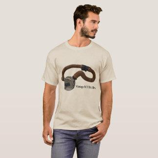 Vintage Double Hose Regulator SCUBA Diver T-Shirt