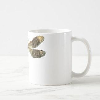 Vintage Dragonfly Coffee Mug