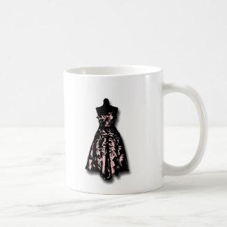 Vintage Dress Mugs