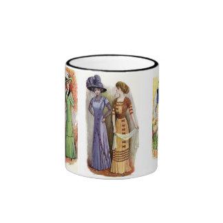 Vintage Dresses Mug