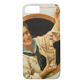 Vintage drink advert iphone 7 case