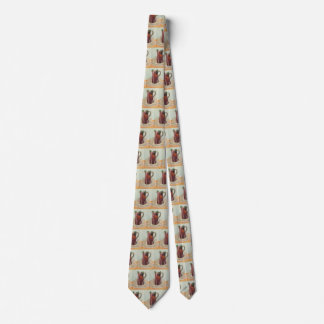 Vintage Drinks and Beverages, Pitcher of Iced Tea Tie