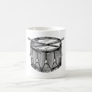 Vintage Drum Coffee Mug