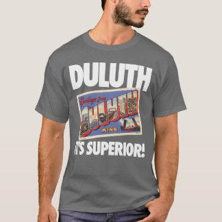 Vintage Duluth Minnesota It's Superior! T-Shirt