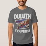 Vintage Duluth Minnesota It's Superior! Tshirts
