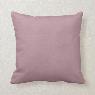 Vintage Dusty Rose Parchment Template Blank Cushion