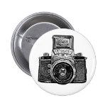 Vintage East German Camera Pin