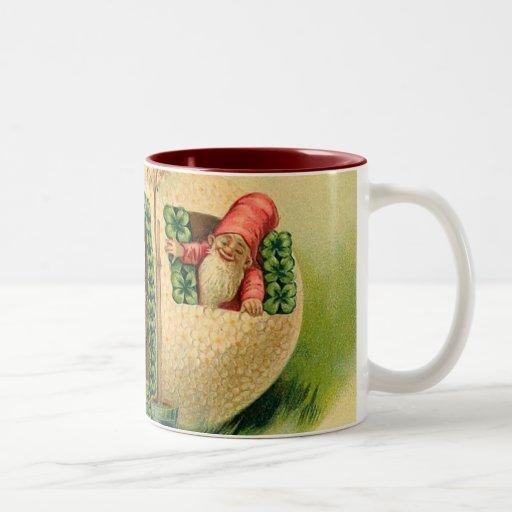 Vintage Easter Egg Delivery Mug
