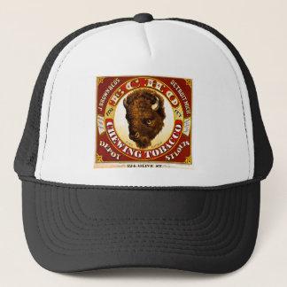 Vintage Echo Chewing Tobacco Label 1873 Trucker Hat