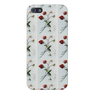 Vintage Edwardian Strawberries Case Covers For iPhone 5