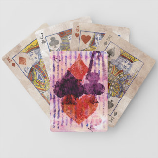 Vintage Effect Playing Cards