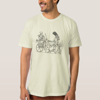 Vintage Egypt   Egyptian Chariot T-Shirt