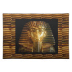 VINTAGE Egyptian Idols Art : PYRAMIDS of ANCIENT Placemat