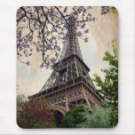 Vintage Eiffel Tower 2 Mouse Pad