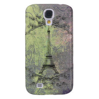 Vintage Eiffel Tower Galaxy S4 Cases