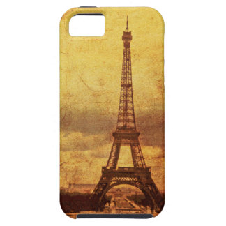 Vintage Eiffel Tower i Phone case