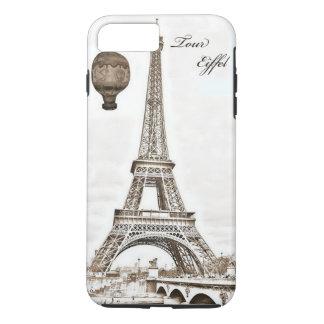 Vintage Eiffel Tower Steampunk Phone Case