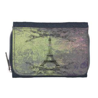 Vintage Eiffel Tower Wallets