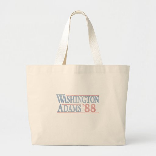 Vintage Election Campaign Distressed Bags