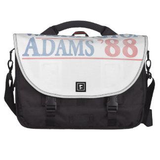 Vintage Election Campaign Distressed Laptop Commuter Bag