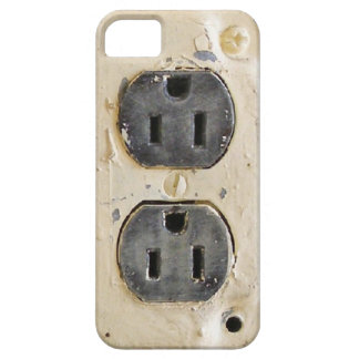 Vintage Electrical Outlet Case For The iPhone 5