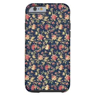 Vintage Elegant Floral Rose iPhone 6 case